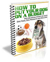 Free Pet eBook on Budgeting
