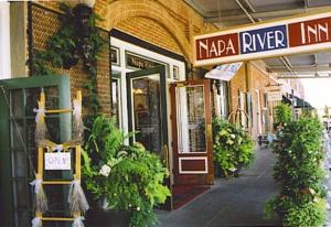 Napa River Inn is a pet-friendly hotel at Pet Hotels of America