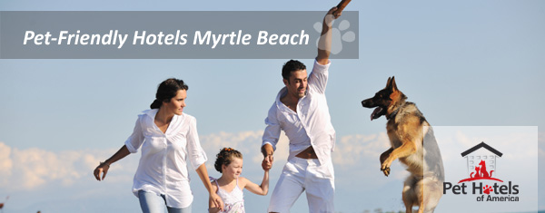 Myrtle Beach Dog Friendly Resorts