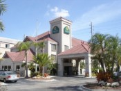 Pet-friendly hotel La Quinta Inn in Orlando, Florida