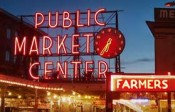 Photo of Public Market Center in Seattle