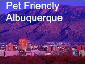 Pet friendly hotels in Albuquerque
