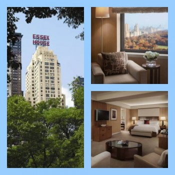 Pet friendly hotels listed at Pet Hotels of America include JW Marriott Essex House NYC